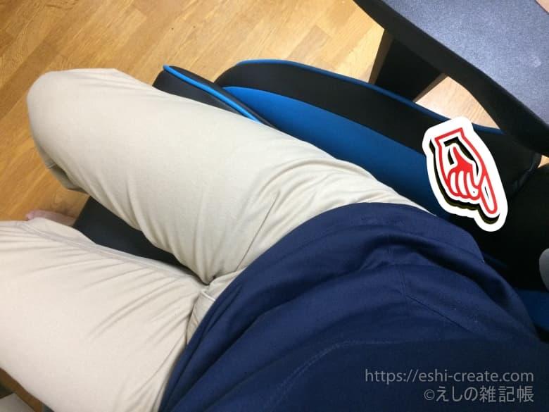 AKRACING_PRO-X-BLUE_座面部_お尻側