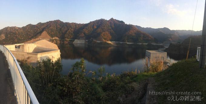 大分川ダム_ななせダム