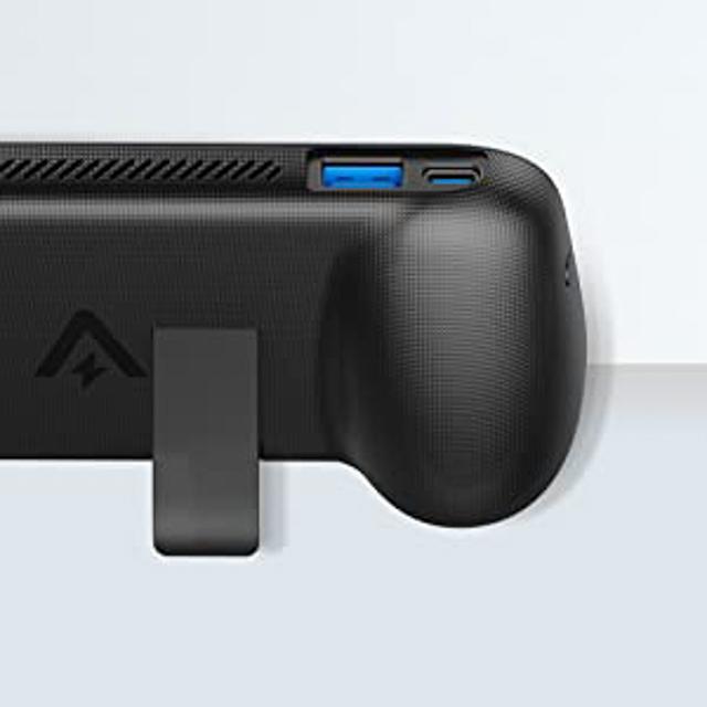 Anker_PowerCore Play 6700_背面スタンド